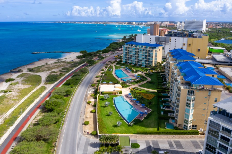 RE/MAX real estate, Aruba, Oranjestad, Blue Residence Oceanfront Condo