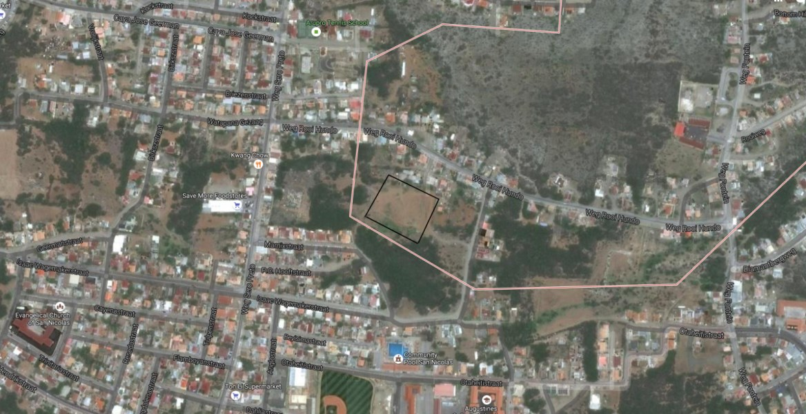 RE/MAX real estate, Aruba, Sint Nicolaas, Property land at Rooi Hundo