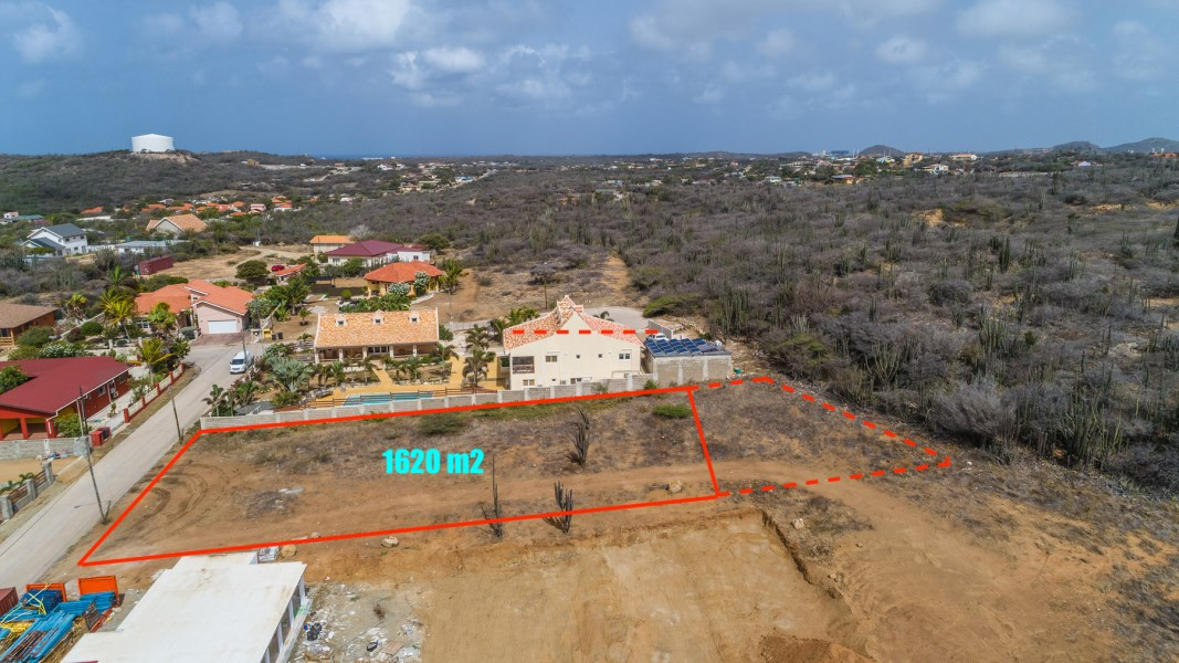 RE/MAX real estate, Aruba, Santa Cruz, Bringamosa z/n 1620m2 property land