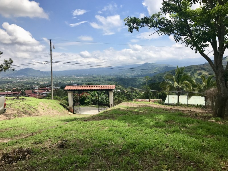 Remax real estate, Costa Rica, Atenas-San José, Beautiful view lot
