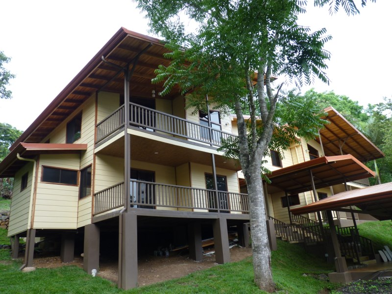 Remax real estate, Costa Rica, Atenas, These apartments are surrounded by trees and nice views