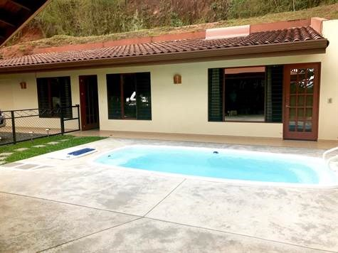 Remax real estate, Costa Rica, Atenas, Fully furnished rental
