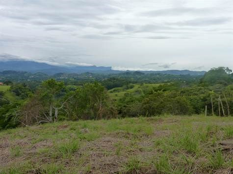 Remax real estate, Costa Rica, Atenas, Lot with great views!!