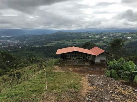 Remax real estate, Costa Rica, Turrialba, 20,974m2 with great views in Turrialba