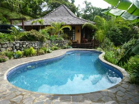 Remax real estate, Costa Rica, Atenas, Bali-style home for sale