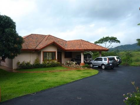 Remax real estate, Costa Rica, Atenas-San José, Home with amazing views of Atenas & San Jose
