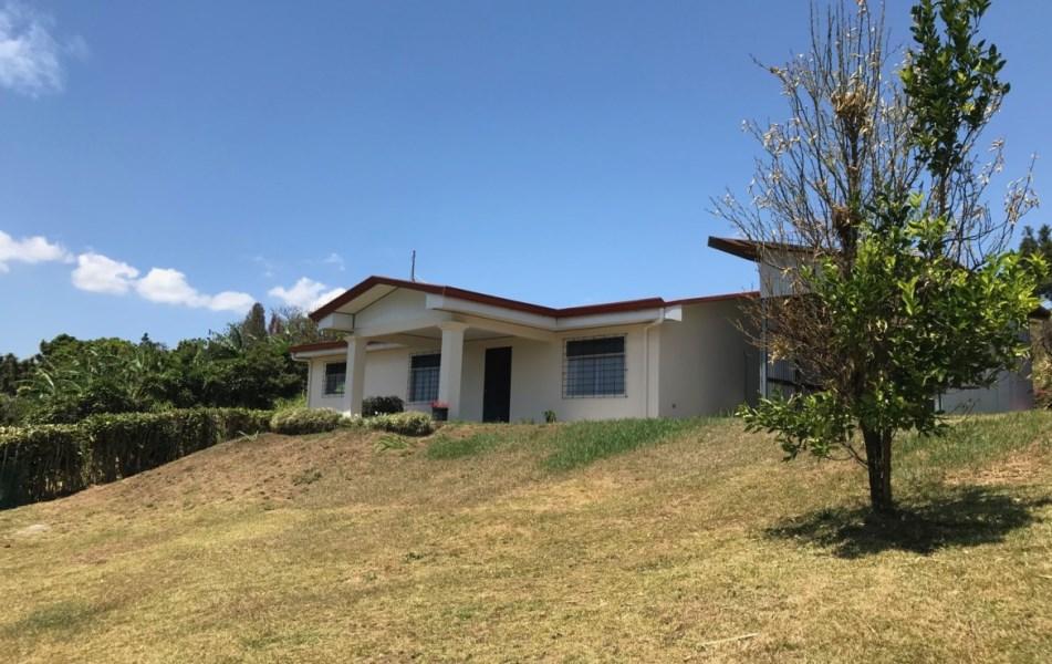 Remax real estate, Costa Rica, Grecia-Bolívar,  house best view property Grecia