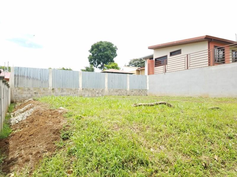 Remax real estate, Costa Rica, Grecia-Bolívar, lot in gated comunity