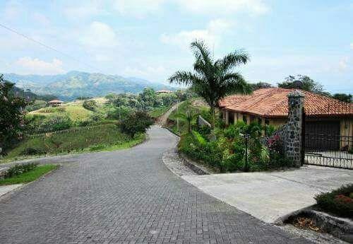 Remax real estate, Costa Rica, Orotina-Hacienda Vieja, lot in residencial  vista mar