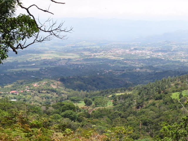 Remax real estate, Costa Rica, Grecia, Property 25 acres with amazing view