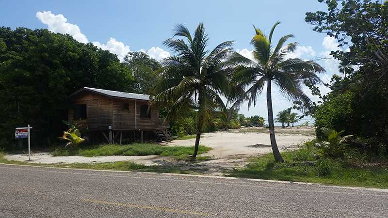 Remax real estate, Belize, Maya Beach, Beachfront Home in Maya Beach
