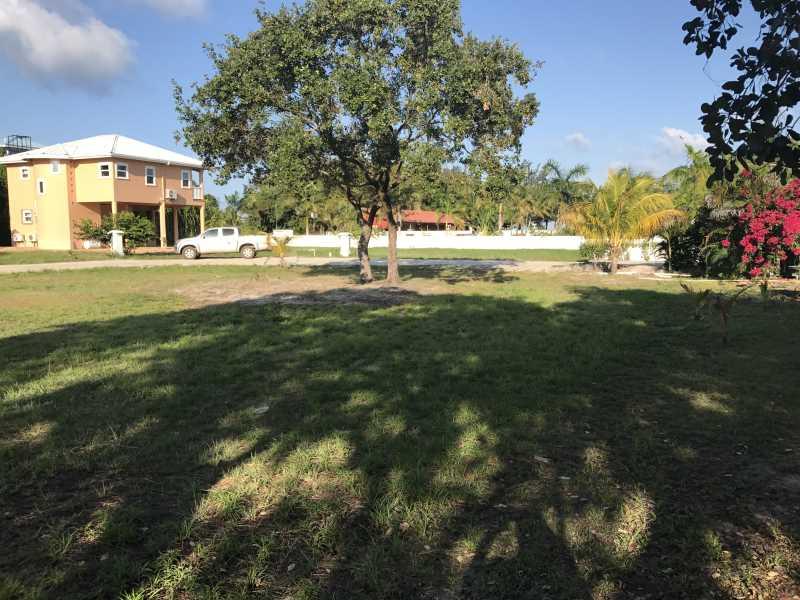 Remax real estate, Belize, Plasencia, L6571 - Corner Lot with Marina Access In Kokomo Subdivision