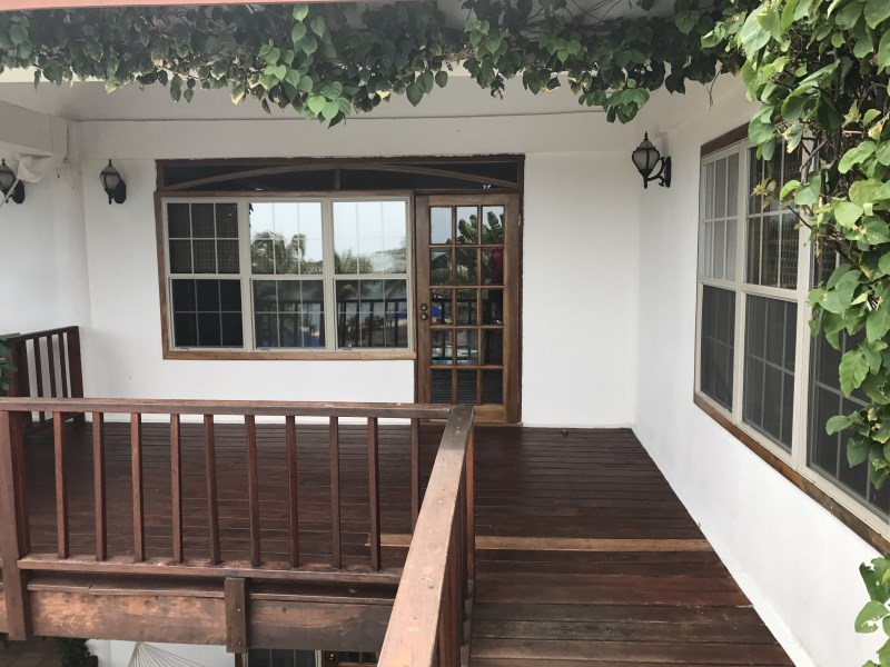 Remax real estate, Belize, Placentia Village, Unit 17 Beach View Condo in Chabil Mar