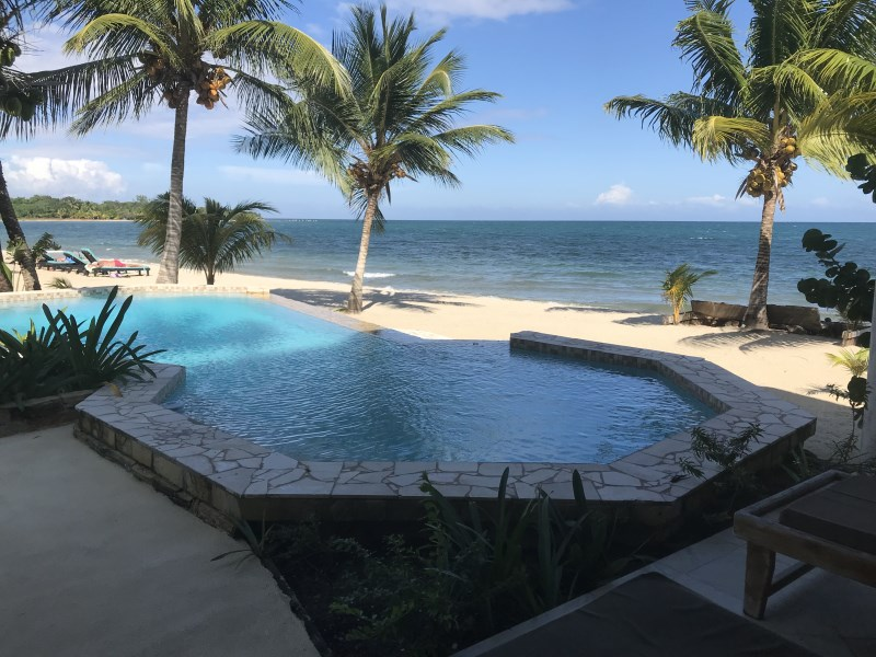 Remax real estate, Belize, Placencia, Care Free Condo Living At Its Finest