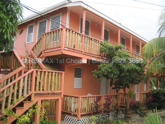 Remax real estate, Belize, Placentia Village, Income Producing Triplex In Village