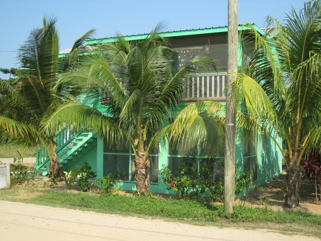 Remax real estate, Belize, Placentia Village, Duplex In Placencia Village