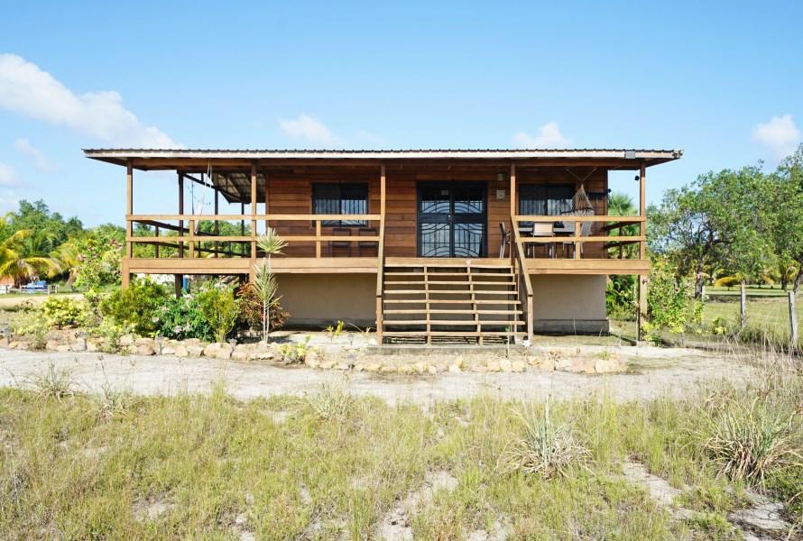 Remax real estate, Belize, Seine Bight Village, Beautiful Lagoon Sunset