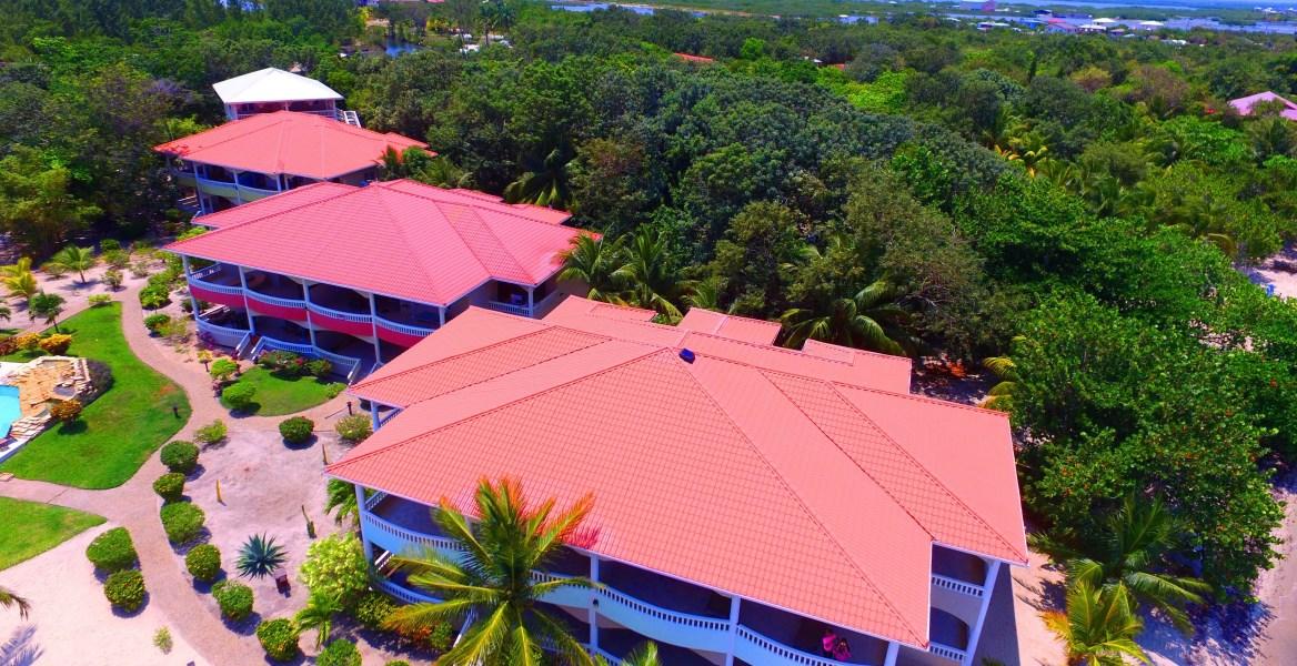Remax real estate, Belize, Placentia Village, LUXURY 1st Floor 1600 sq ft Villa!