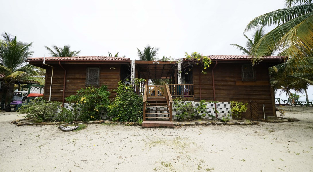 Remax real estate, Belize, Placencia, The Maine Stay Cabana on the Caribbean Sea