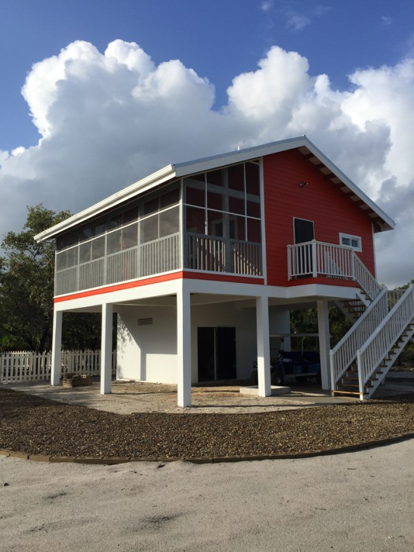 Remax real estate, Belize, Placentia Village, The Hut at Rum Point 2-Bedroom 1-Bath