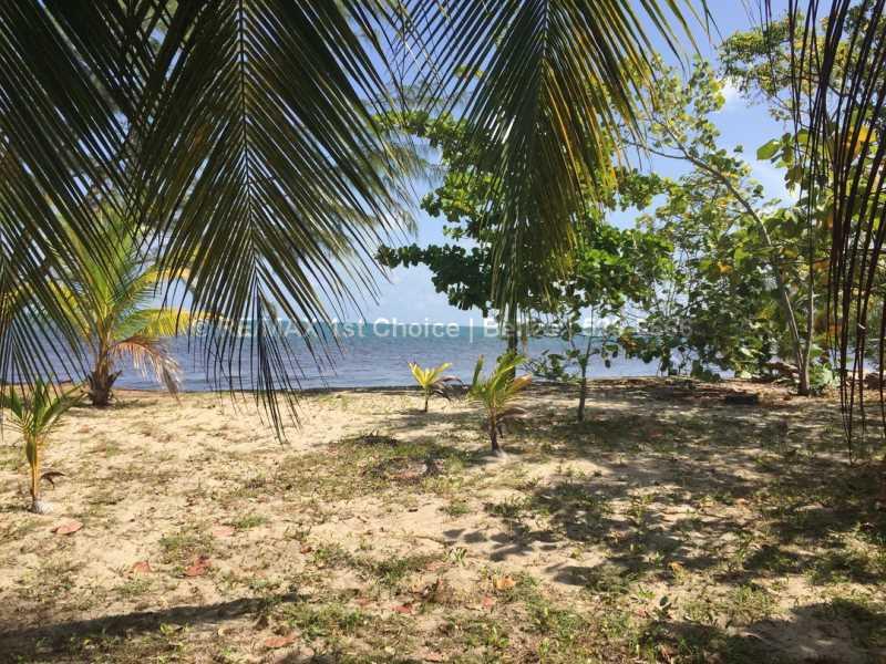 Remax real estate, Belize, Placencia, #6798 - 1 Acre Beachfront Lot - Parcel 933