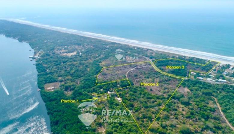 RE/MAX real estate, El Salvador, San Luis, TERRENO EN VENTA COSTA DEL SOL / PLAYA