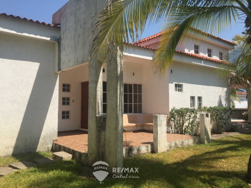 Remax real estate, El Salvador, Santa Rosa, BEACH HOUSE FOR SALES IN VILLAS DEL PACIFICOo Urbanization