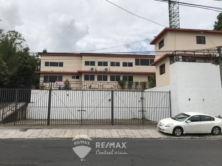 Remax real estate, El Salvador, Santa Tecla, FOR SALE BUILDING IN SANTA TECLA