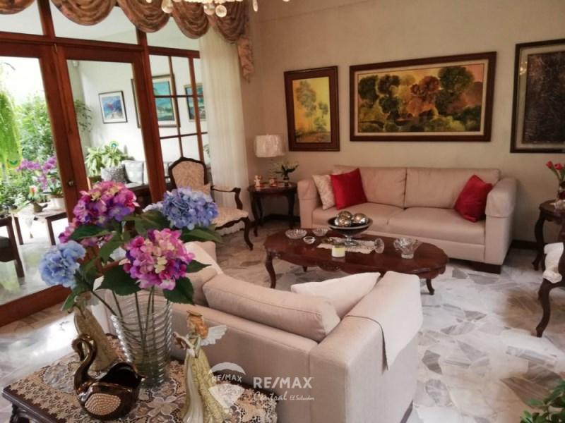 Remax real estate, El Salvador, San Salvador, HOUSE FOR RENT IN THE 5th STREET PONIENTE COLONIA ESCALÓN