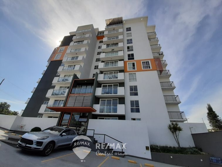 Remax real estate, El Salvador, San Salvador, FOR SALE APARTMENT IN COLONIA SAN FRANCISCO EDF. CONSTELLA