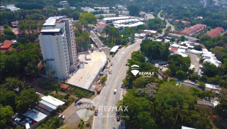 Remax real estate, El Salvador, San Salvador, LAND FOR SALE IN COLONIA ESCALON