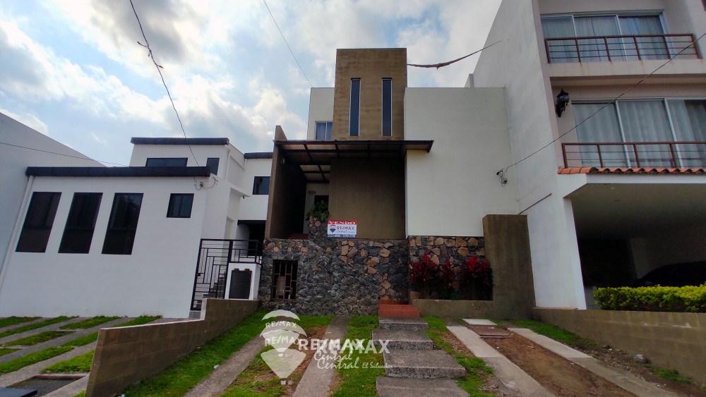 Remax real estate, El Salvador, Zaragoza, HOUSE FOR SELL UN RESIDENTIAL PALO ALTO