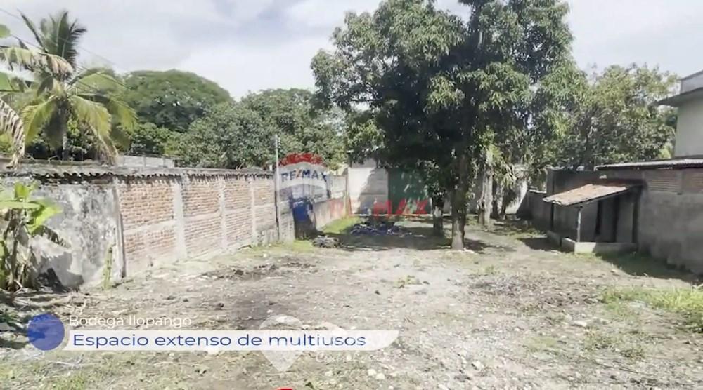 RE/MAX real estate, El Salvador, Ilopango, Spacious warehouse streetside in Ilopango