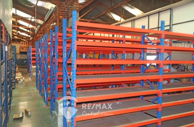 Remax real estate, El Salvador, San Salvador, WAREHOUSE AND SALES ROOM FOR SALE