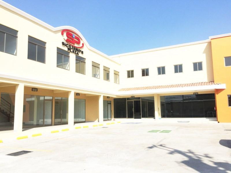 Remax real estate, El Salvador, Santa Tecla, BRAND NEW PREMISES FOR RENT  IN SICILIANO'S PLAZA IN SANTA TECLA