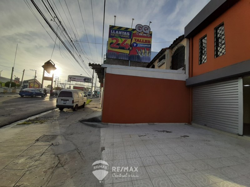Remax real estate, El Salvador, Santa Tecla, COMMERCIAL PREMISES FOR RENT RECENTLY REMODELED IN FRONT OF PLAZA MERLIOT