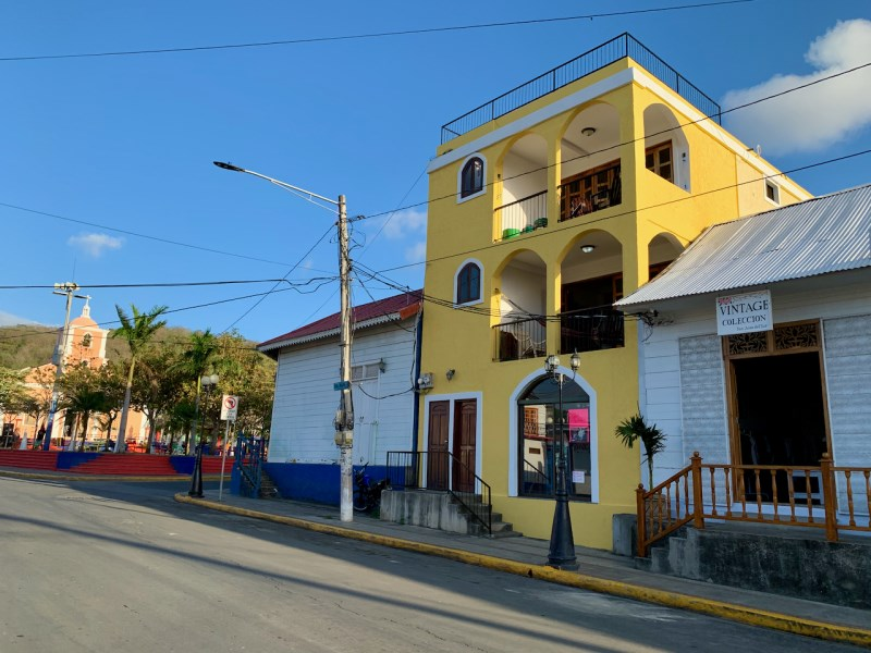 Remax real estate, Nicaragua, San Juan del Sur, Landmark Commercial Property in Town