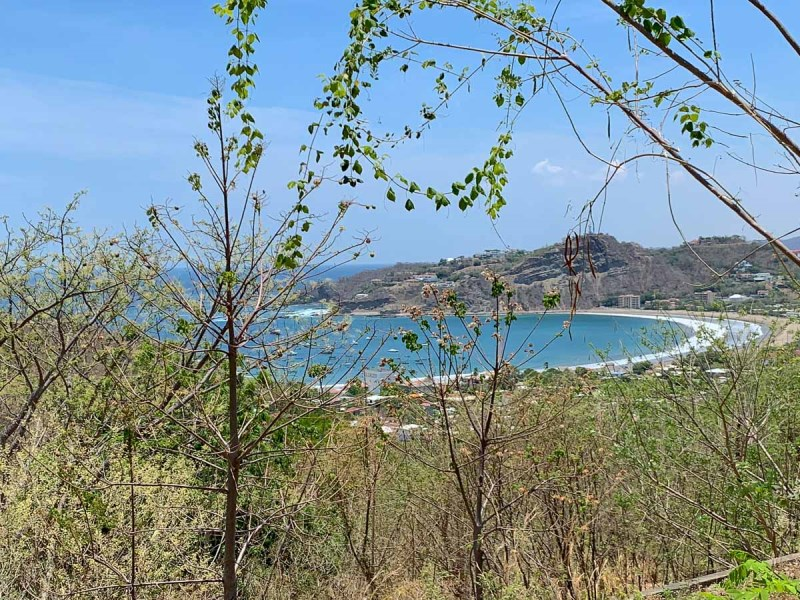 Remax real estate, Nicaragua, San Juan del Sur, Accessible Bay View Lots