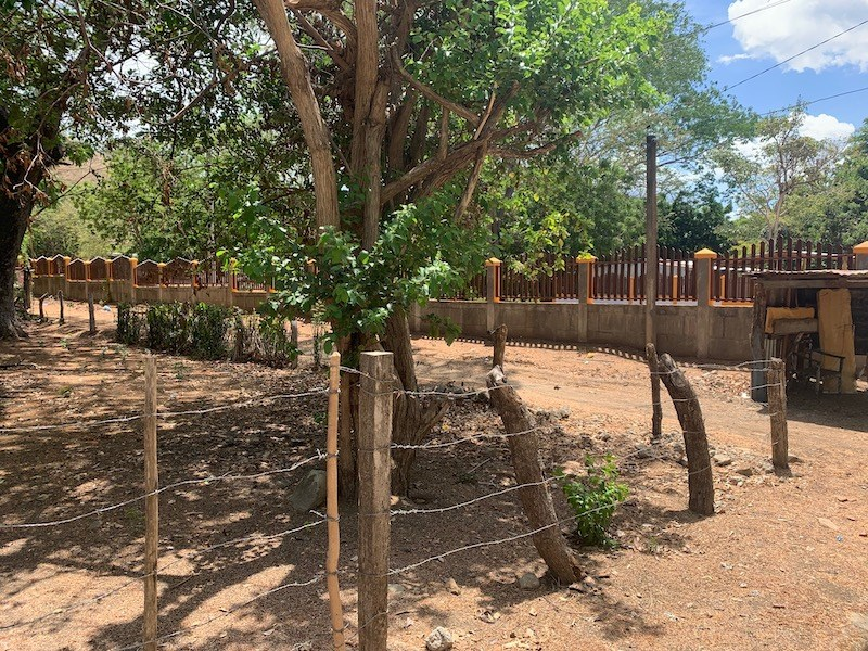 Remax real estate, Nicaragua, San Juan del Sur, Las Delicias Lot Along Main Road