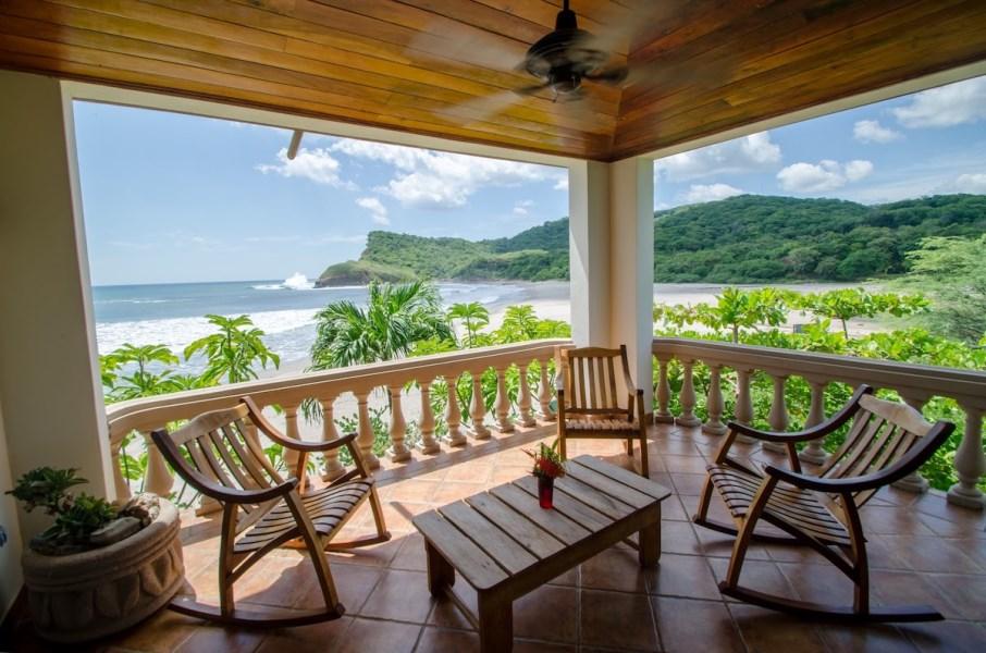 Remax real estate, Nicaragua, Tola, Hacienda Iguana Beachfront Condo