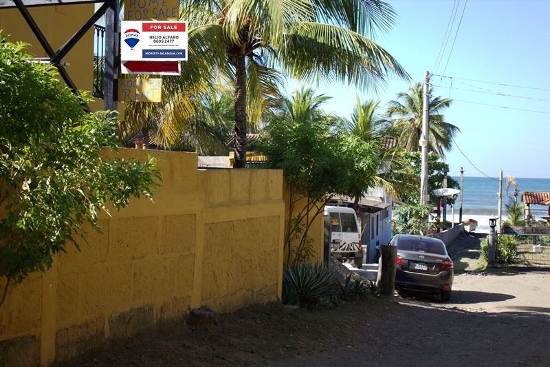 Remax real estate, Nicaragua, El Tránsito, Great Beach House