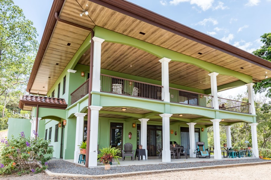 Remax real estate, Costa Rica, Puriscal-Barbacoas, Casa Verde, Beautiful Custom Home