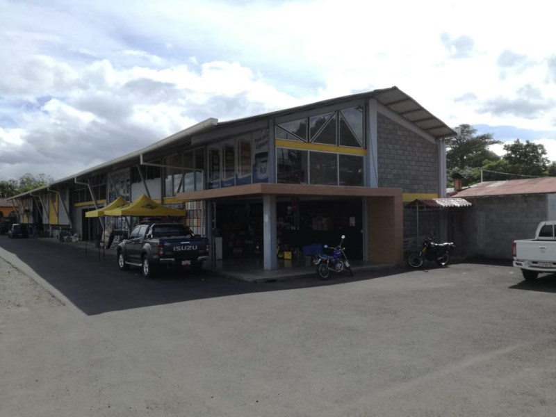 Remax real estate, Costa Rica, Alajuela, Unique Opportunity! Commercial property on Sale !