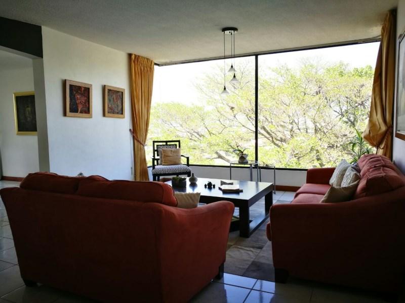 Remax real estate, Costa Rica, Escazú,  Fully furnished apartment for rent in Escazu