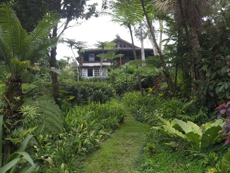 Remax real estate, Costa Rica, Heredia, Botanical  Organic farm with Amazing Cottage 15 min from downtown SJ