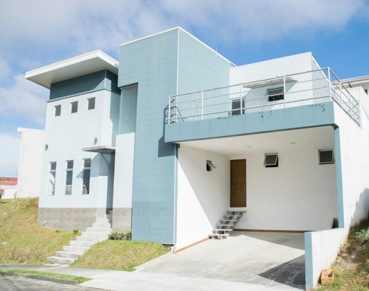 Remax real estate, Costa Rica, Montes de Oca-San Rafael, Hermosa Casa de diseño Contemporáneo