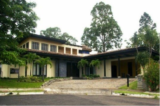 Remax real estate, Costa Rica, Santa Ana, Big House, Spectacular,  Valle Del Sol  Views Golf Area and Gardens