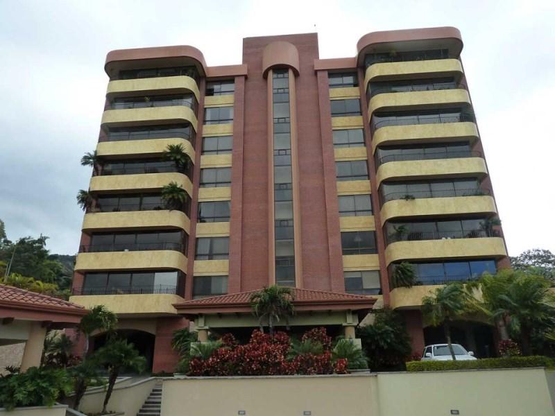 Remax real estate, Costa Rica, Escazú - San Antonio Escazú, Exclusive Porto Fino Condo Jaboncillos Escazu Furnished. 3/3 maids Quarters, awesome view, 100 Mtr. private patio Exclusive RE/MAX Listing $650K