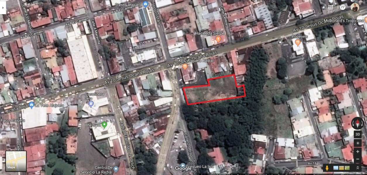 Remax real estate, Costa Rica, Alajuela, Best location ever for a commercial property in Alajuela