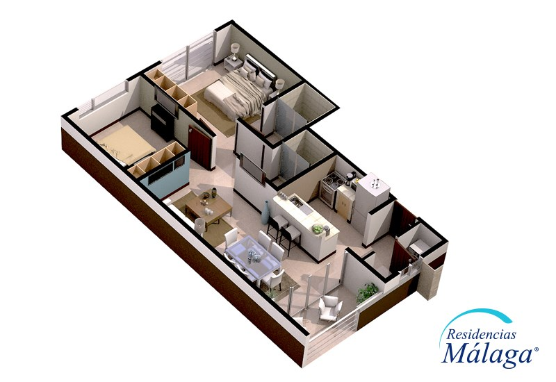 Remax real estate, Costa Rica, Alajuela - San Antonio de Alajuela, Brand new apartment FOR LEASE at Vistas de San Antonio, Alajuela